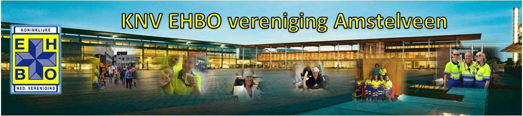 EHBO vereniging Amstelveen        www.EHBO-Amstelveen.nl